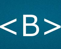 Коды буквы B