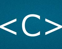 Коды буквы C