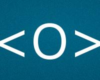 Коды буквы O