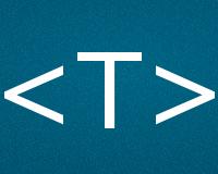 Коды буквы T