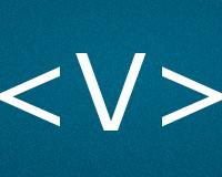 Коды буквы V