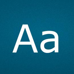 Буква A - UTF-8 коды