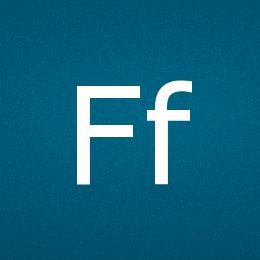 Буква F - UTF-8 коды