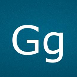 Буква G - UTF-8 коды