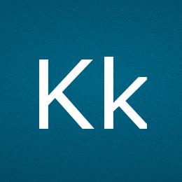 Буква K - UTF-8 коды