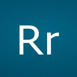 Буква R - UTF-8 коды