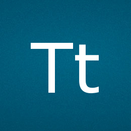 Буква T - UTF-8 коды