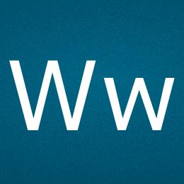 Буква W - UTF-8 коды