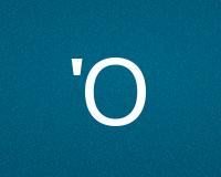 Буквы O для ников