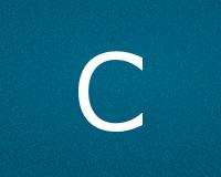 Трафареты буквы C