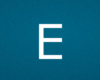 Трафареты буквы E