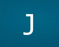 Трафареты буквы J