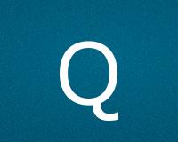 Трафареты буквы Q