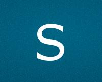 Трафареты буквы S