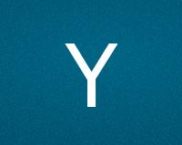 Трафареты буквы Y