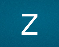 Трафареты буквы Z