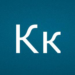 Буква К - UTF-8 коды