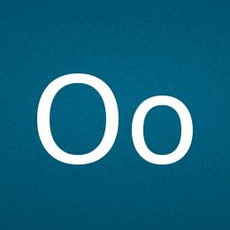 Буква О - UTF-8 коды
