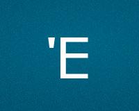 Буквы Е для ников