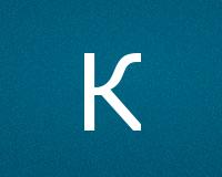 Трафареты буквы К